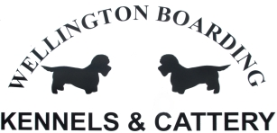 Wellington Boarding Kennels and Cattery Logo